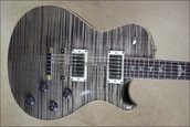 PRS Paul Reed Smith Single Cut SC58 Grey Black Artist Top Guitar