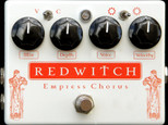 Red Witch Deluxe Empress Chorus Guitar Effects Pedal