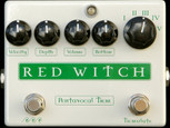 Red Witch Pentavocal Tremelo Analog Guitar Effects Pedal