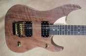 Washburn USA Nuno Bettencourt N4 Walnut Limited Edition Electric Guitar