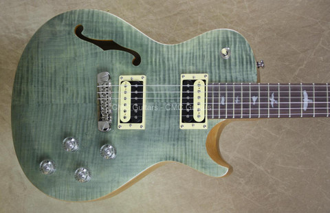 PRS SE Zach Myers Trampas Green Guitar