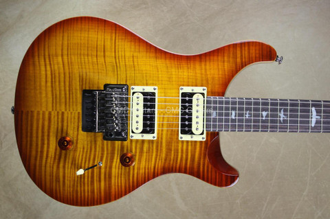 PRS Paul Reed Smith SE Floyd Custom 24 Vintage Sunburst Guitar