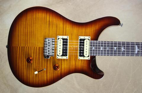 PRS Paul Reed Smith SE Custom 24 Tobacco Sunburst Guitar