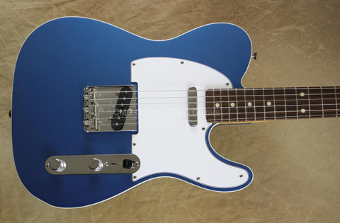 Fender Custom Shop NOS '65 Telecaster Custom Tele Lake Placid Blue Guitar