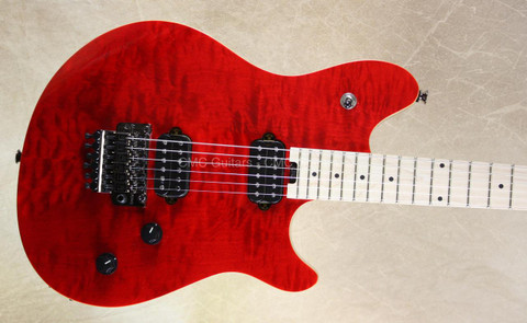 EVH Wolfgang Standard Trans Red Electric Guitar