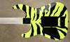 Charvel Satchel Signature Pro-Mod Dinky DK FU Tone Big Block Yellow Bengal Guitar