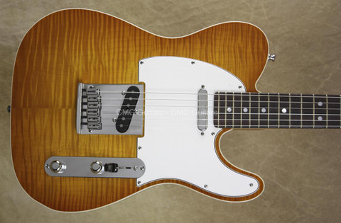 Fender Custom Shop NAMM American Custom Honey Burst Tele Guitar