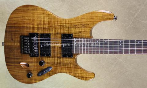 Ibanez S5520K KB 2015 Prestige Koa Brown Guitar