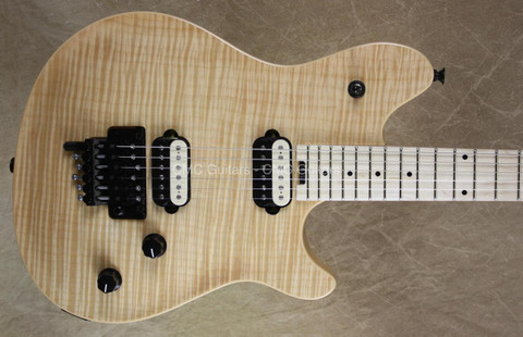 EVH Wolfgang Special Natural Guitar with FU Tone Upgrades