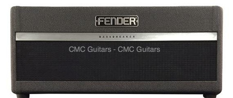Fender Bassbreaker 45 Watt Head Tube Guitar Amp