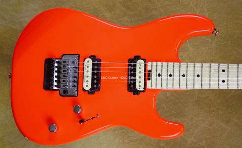 Charvel Pro Mod San Dimas Style 1 HH Rocket Red Guitar