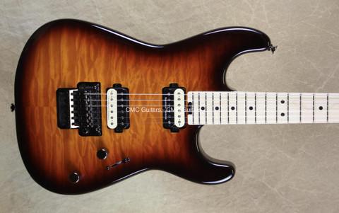 Charvel Pro Mod San Dimas Style Tobacco Burst Guitar
