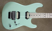 Charvel Pro Mod San Dimas Style Specific Ocean Guitar with FU Tone Big Brass Block
