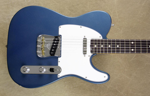 Fender Custom Shop Post Modern NOS Telecaster Aged Lake Placid Blue Tele