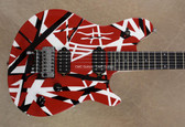EVH Wolfgang Special Striped Ebony Fretboard Guitar