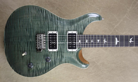 PRS Paul Reed Smith CE 24 Bolt-On Trampas Green Guitar