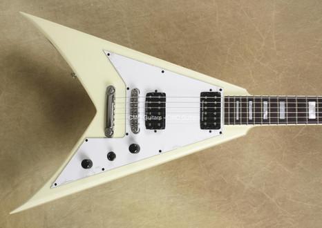 Jackson USA Custom Shop Signature Scott Ian King V KVT Guitar