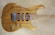 Charvel USA Guthrie Govan Signature Model HSH Caramelized Ash Guitar