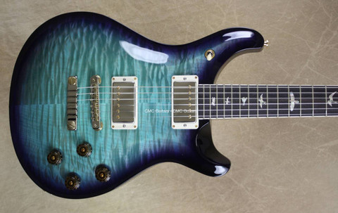 PRS Paul Reed Smith McCarty 594 Trippy Aqua Burst 10 Top Guitar