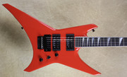 Jackson USA Custom Shop WR1 Warrior Ferrari Red Guitar