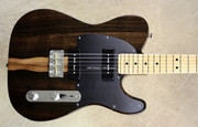 Fender 2017 Limited Edition Exotic Malaysian Blackwood P90 Telecaster