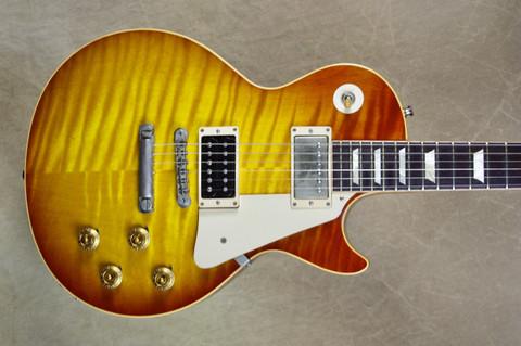 Gibson 2005 Custom Shop Les Paul Jimmy Page #1 Custom Authentic Guitar