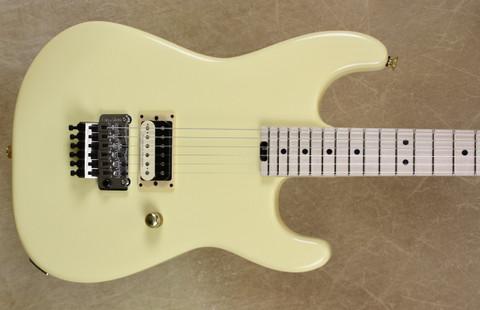 Charvel USA Custom Shop San Dimas 1H Vintage White Guitar