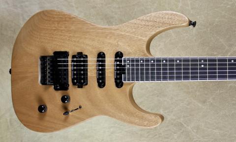 Jackson Pro Series Dinky DK3 Okuome Natural Guitar