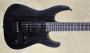 Jackson Pro Series Dinky DK2 Ash Charcoal Gray Guitar