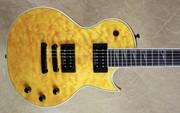Jackson Pro Series Monarkh SCQ Satin Amber Guitar