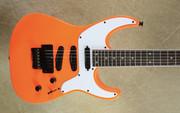 Jackson X Series SL4X Soloist Neon Orange Guitar