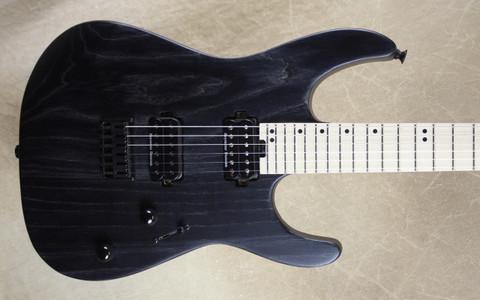 Charvel Pro Mod DK24 HT M Ash Hard Tail Charcoal Grey Guitar
