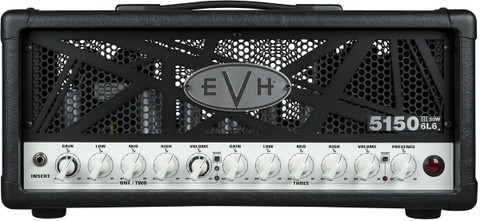 EVH 5150 III Head 50w Black 2018 Guitar Amplifier Head