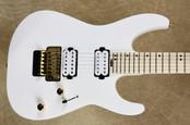 Charvel Pro Mod DK24 FR M Snow White Guitar
