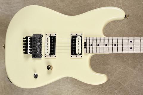 Charvel USA Custom Shop San Dimas 2H Vintage White Guitar