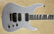 Jackson USA Custom Shop SL2H Speed Neck Soloist Quicksilver