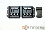 Vacu-Formed Rifle Magazine Carrier Shells