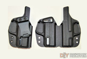 Vacu-Formed Smith & Wesson IWB Holster Shells