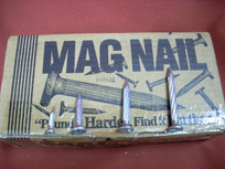 Mag Nails Magnetic Survey Nails