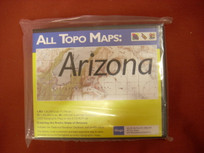 iGage All Topo V6 Arizona