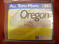 iGage All Topo V6 Oregon