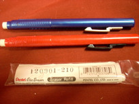 Pentel Clic Eraser Refill