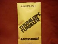 Tumbler Prepolish - 2 oz