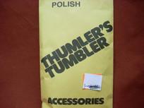 Tumbler Polish - 2 oz