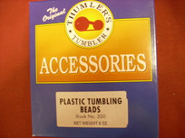 Tumbler Plastic Beads