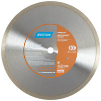 "Norton 10"" Diamond Blade"