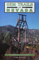Gem Trails of Nevada Book