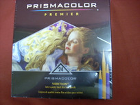 Prismacolor Verithin 36 Colored Pencil Set
