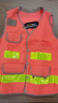 Cordura Survey Vest-size small