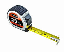 Keson 25'-Feet,Inches,Tenths Tape Measure